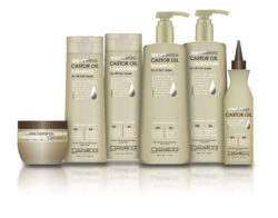 Smoothing Castor Oil Hair Care Collection